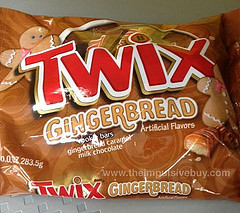 Christmas Is Coming, In The Form Of Gingerbread-Flavored Stuff