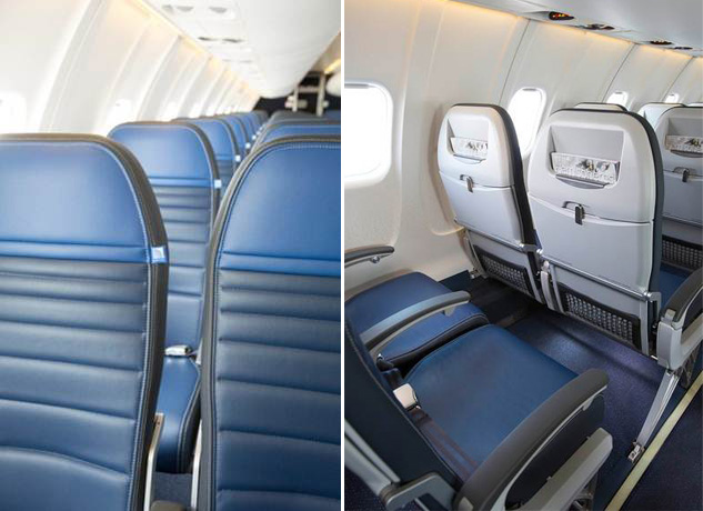 United Airlines Hoping Thinner Seats Will Pack Even More Passengers Onto Planes Consumerist