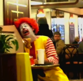 Eric André Dresses Up As Drunk Ronald McDonald; Cartoon Network Ad Team Blocks It From Airing