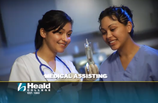 Heald College, along with Everest College and WyoTech, are all operated by CCI.