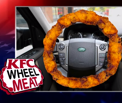 Introducing The Gooder Version Of The KFC Go Cup: The Wheel Meat
