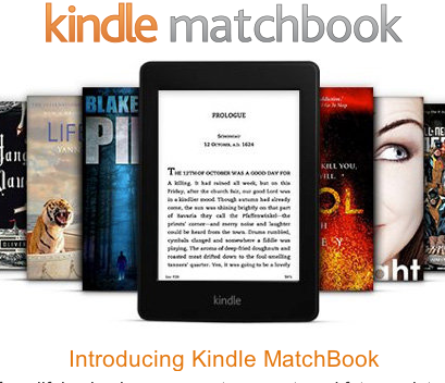 Amazon Offering Discount E-Books On Previously Purchased Books (But The Selection Is Wanting)