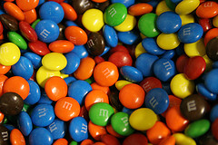 Moms Ask Mars To Remove Artificial Dyes From M&Ms