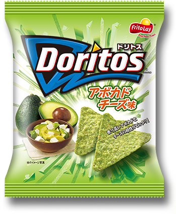 You'll Have To Go To Japan To Get Avocado and Cheese Doritos