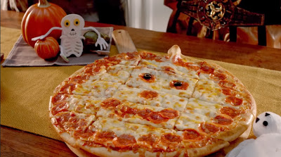 Create Your Own Hideous Jack O'Lantern Pizza Abominations At Home Thanks To Papa Murphy's