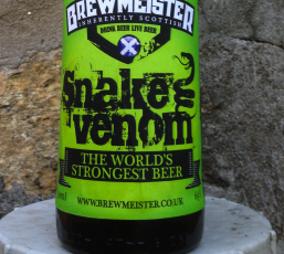 At 67.5% ABV, This Beer Claims To Be The World's Strongest