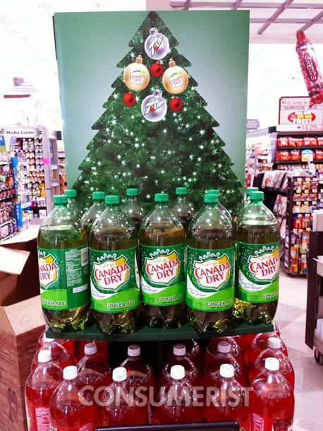 Harris Teeter Prepares Christmas Wonderland In Early October