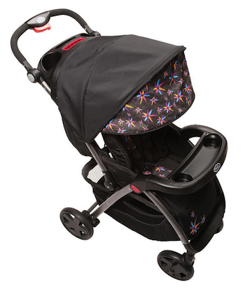 Consumer Reports says the car seat portion of the Truly Scrumptious system performed well, but the buckle on the stroller harness failed repeatedly in all three samples tested by the magazine.