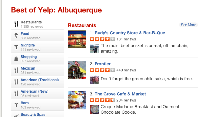 How To Make Sure Your Yelp Restaurant Reviews Aren't Completely Worthless