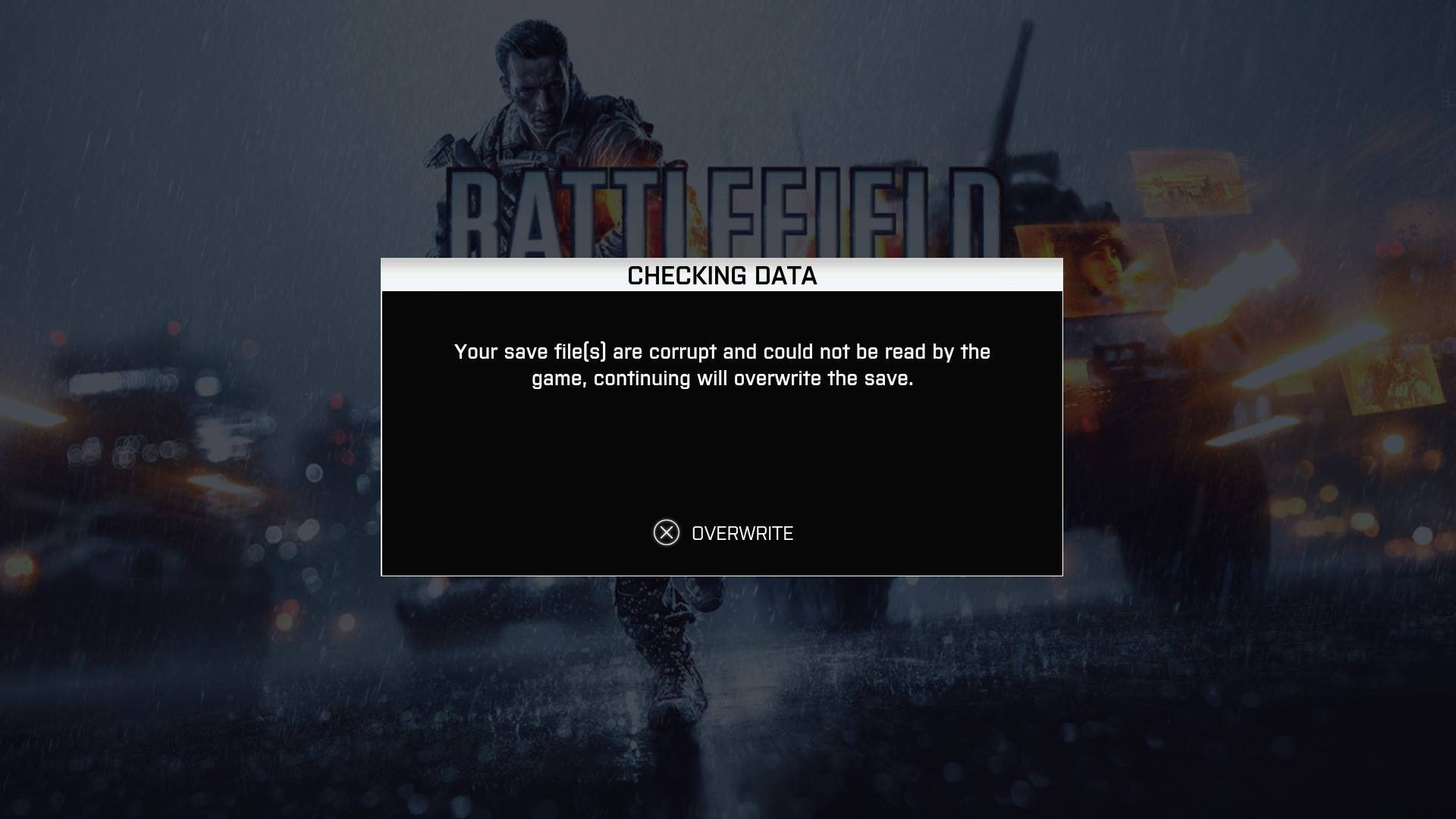 Oh, the fun of playing Battlefield 4...
