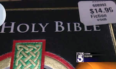 "Costco Apologizes For Bibles Labeled As ""Fiction"" At California Store"