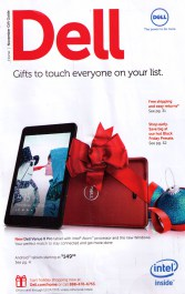 Dell Mails Out Holiday Gift Guide With Strange, Imaginary Prices