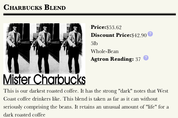 Black Bear has been fighting the legal battle with Starbucks over the Charbucks name for more than a decade.