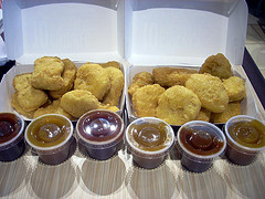 Winning 3 Gold Medals On A Diet Of 1,000 Chicken McNuggets Is Easy… If You're Usain Bolt