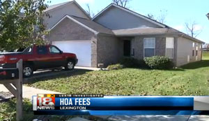 Publicity From Kentucky Case Prompts Lots Of People To Pay Their HOA Dues