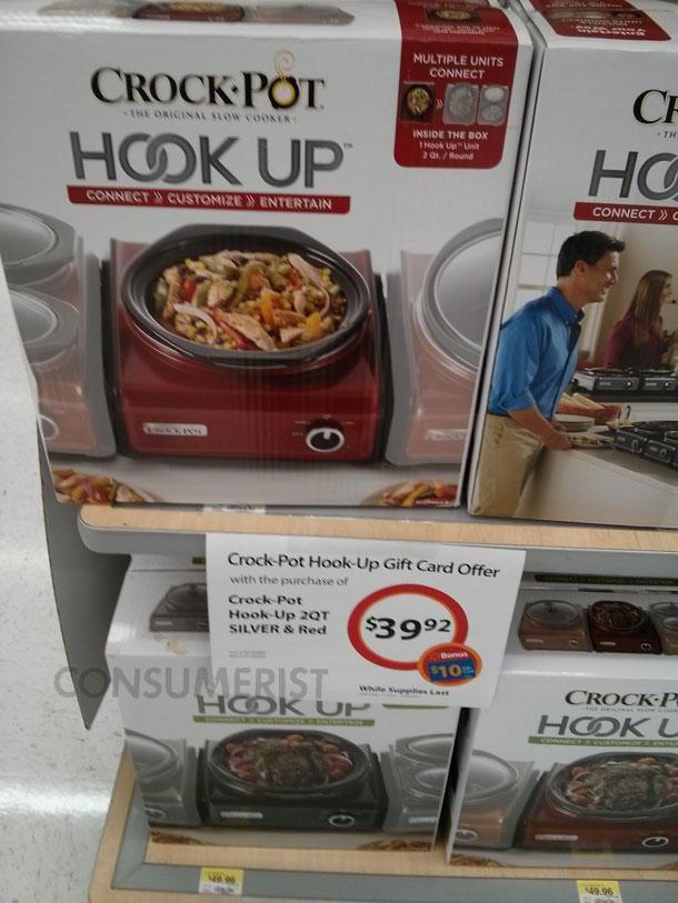 Hookup food