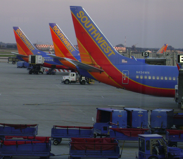 Southwest Now Offering Gate-To-Gate WiFi Access