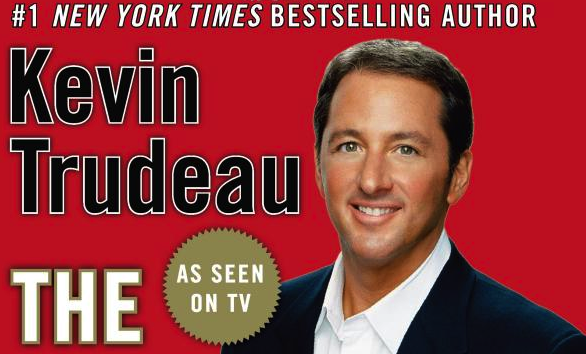 $6.3 Million In Refunds Going Out To Buyers Of Book Written By Convicted Liar Kevin Trudeau