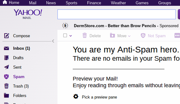 Even Yahoo Employees Want Nothing To Do With Yahoo Mail