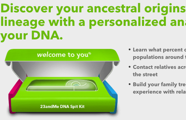 New 23andMe Customers Will Only Have Access To Hereditary Information