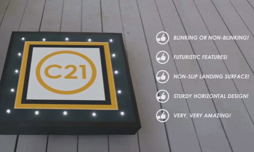 Century 21's 'Delivery Landing Pads' Will Give Amazon's Flying Robot Army A Place To Call Home