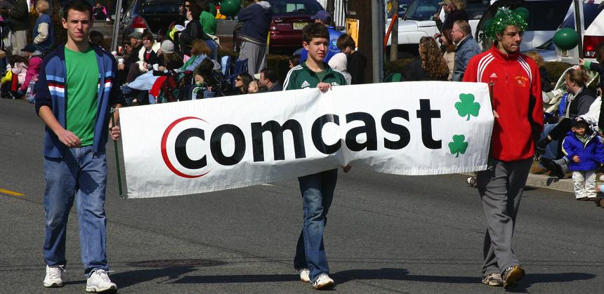 comcast technician