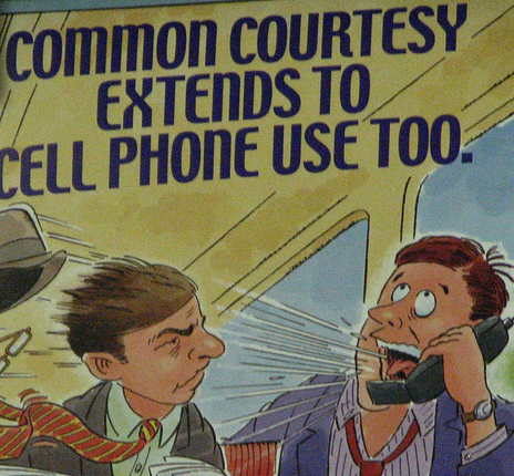 FCC Mulls Lifting Ban On In-Flight Phones But DOT May Stop You From Gabbing Away On Planes