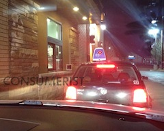 Maybe The Domino's Delivery Guy Spotted In Taco Bell's Drive-Thru Line Is Just Sick Of Pizza
