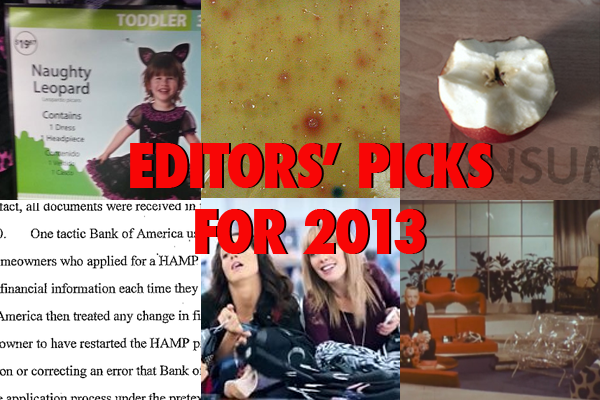 Editors' Picks For Favorite Posts Of 2013