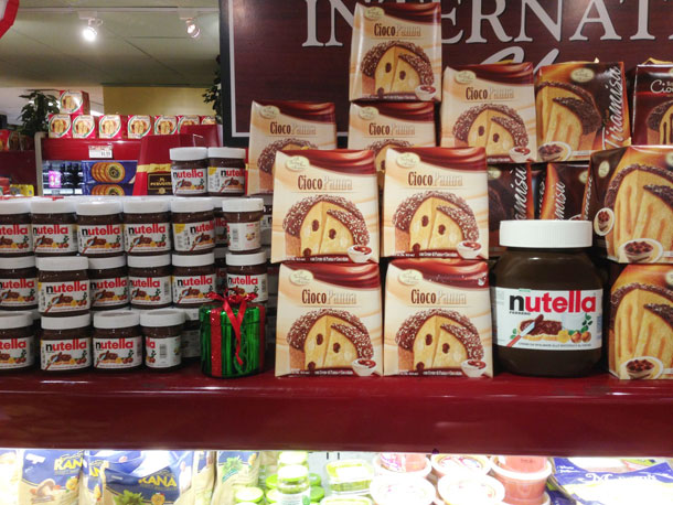 Giant Nutella Jar Isn't A Store Prop, It's A Crappy Deal