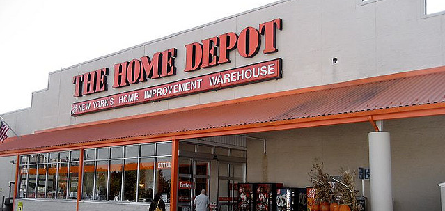 Apple Pay Unavailable At Home Depot As Retailer Upgrades Payment Terminals