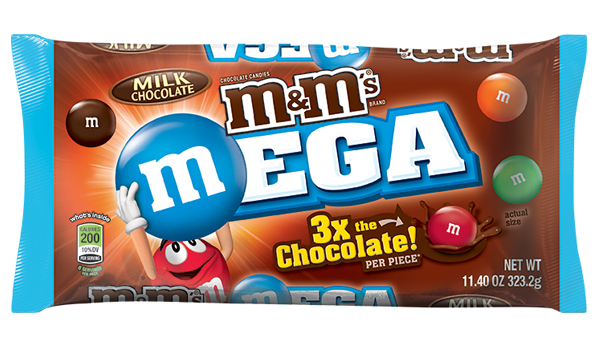 Giant M&M's Coming For People Who Need Triple Chocolate