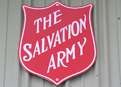 Salvation Army Worker Trying To Set Bell-Ringing Record With 80-Hour Attempt