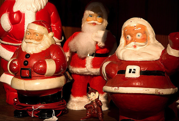 For The First Time, Santa Is Coming To Walmart