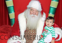 It's That Time Of Year Again: We Want To See How Much Your Kid Hates The Mall Santa Claus