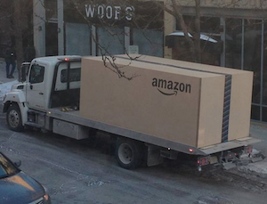 Amazon's Stupid Shipping Gang Has Really Outdone Itself With This One