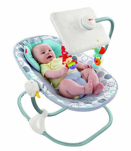Fisher-Price's Apptivity Seat: Harmless And Educational Or Captive Brainwashing Device?