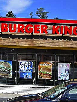 After Two Decades, Burger King Has Enough Of Little Old Ladies Using Parking Lot For Free