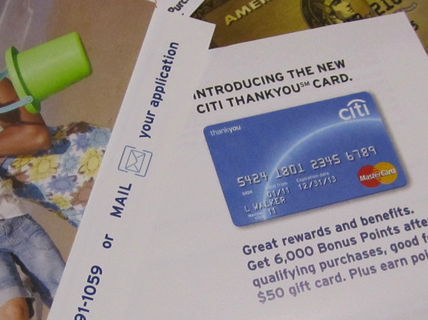 Get Ready For A Flood Of Credit Card Offers From Your Bank
