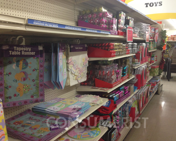 Big Lots Celebrates Lots Of Holidays, All At Once