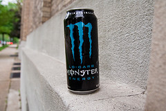 Prosecutors Joining In Bi-Coastal Investigation Into Whether Monster Markets Drinks To Kids