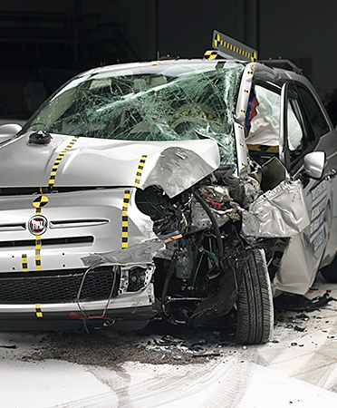 Mini Cars Are Mega Failures In New Crash Test Results