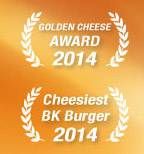 "Burger King Singapore Strikes Gold, If By ""Gold"" You Mean ""Cheese"""