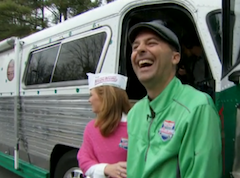 Krispy Kreme Gives Man Bus Stocked With Donuts So He Wouldn't Have To Steal A Truck