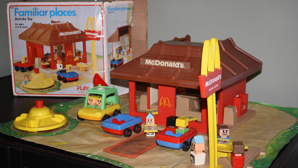 What Should McDonald's Do When Kids Aren't Interested In Happy Meals?