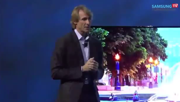 Transformers Director Michael Bay Storms Off Stage In Middle Of Samsung Event