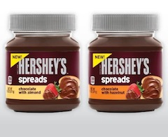 It's War, Chocolatey, Sweet War: Hershey's Unveils Its Own Spread To Fight Nutella