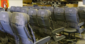 Visit The Place Where Old Airplane Seats Go To Be Resurrected