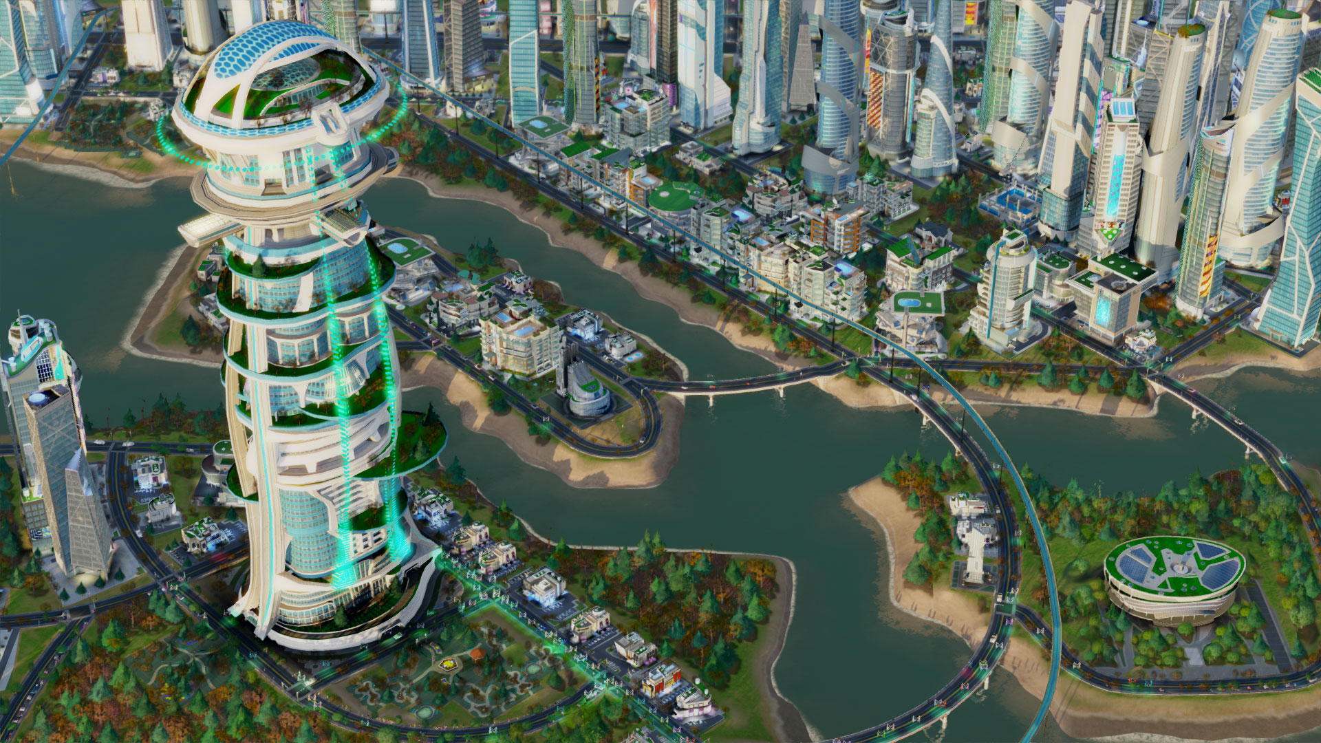 EA Finally Decides You Don't Need To Be Online To Play SimCity