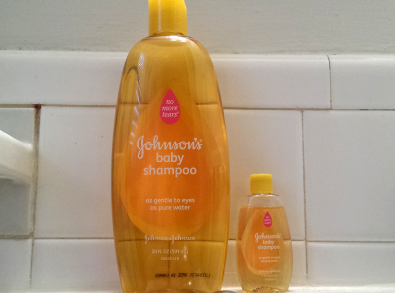 Formaldehyde In Baby Shampoo Isn't As Scary As It Sounds